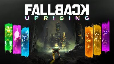 Fallback Uprising - PC Steam - Opening Cinematic & and first level gameplay