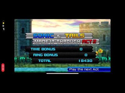 Sonic the hedgehog 4 episode 2 gaming
