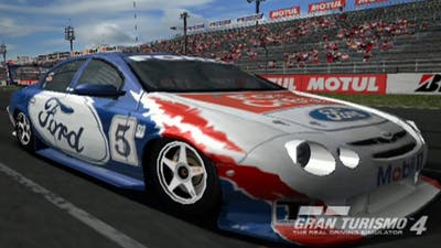 Gran Turismo 4-Ford Racing Collection (2000 Ford Falcon XR8)