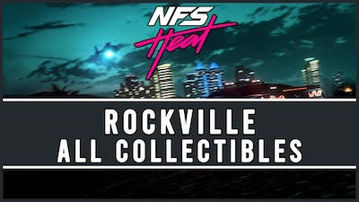 Need for Speed Heat - Rockville All Collectibles