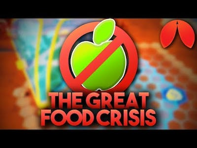 THE GREAT FOOD CRISIS | Surviving Mars