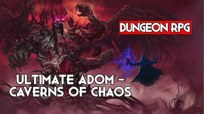 Ultimate ADOM - Caverns of Chaos   PC Gameplay