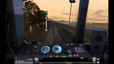 RailSimulator Train Simulator #032 Class 143 DMU The Riviera Line