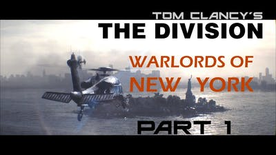 Tom Clancy's - The Division 2 [ Warlords of New York ] | Part 1 - Intro