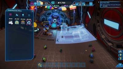 Spacebase Startopia Gameplay (PC Game)