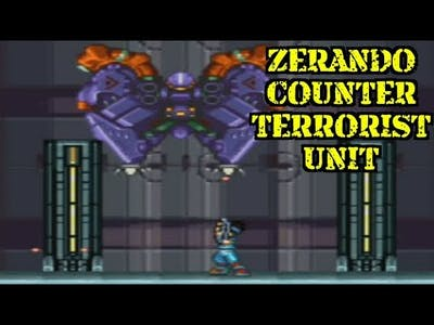 Zerando C.T.U: Counter Terrorist Unit (EMULADOR DE JAVA PARA ANDROID)