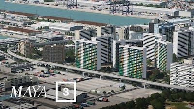 Residential Zone - Cities Skylines: Maya [EP 3]