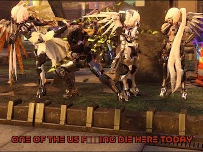 XCOM 2(MOD) Anime Fight
