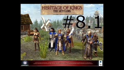 The Settlers Heritage of Kings, History Edition ~Mission 8.1 Norvolk