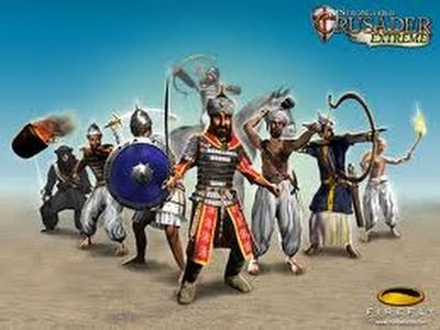 Stronghold Crusader 2 - Multiplayer co-op Cheap tactics