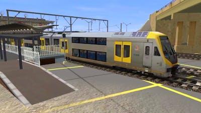 Trainzspotting at Blacktown part 2