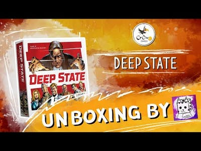 Deep State. Unboxing by Zundra Grapes