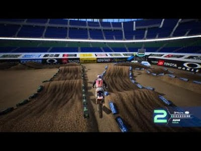 Monster Energy Supercross - The Official Videogame 4 Hype Sx