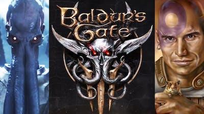 Baldur's Gate 3 Trailer Reaction! Long-Awaited Sequel Developed by Larian Studios #BringBackMinsc