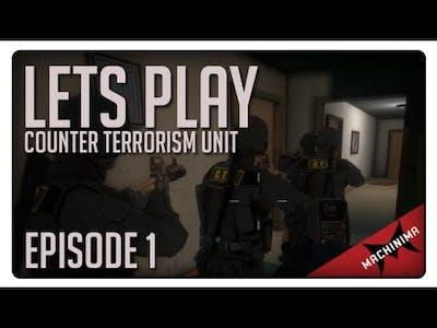 CTU: Counter Terrorism Unit - Team Killing #1 (HD 1080p 60 FPS)