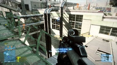 Battlefield 3 Close Quarters Gameplay *Live Commentary*