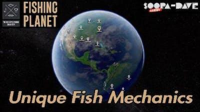 Unique Fish Mechanics - Fishing Planet