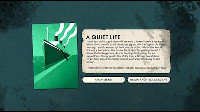 Cultist Simulator [Exile] - A Quiet Life in 17:07