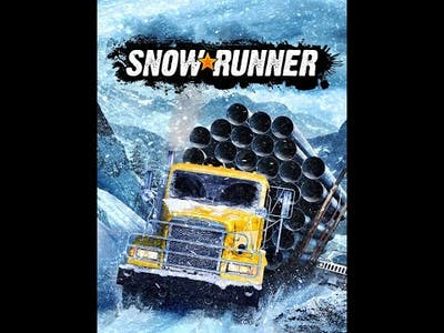 "Snowrunner Taymyr "" Off the Cliff "" Tá Bonito pt 1/2"