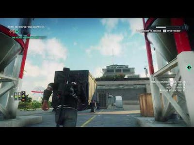 Just Cause 4 Reloaded just for fun