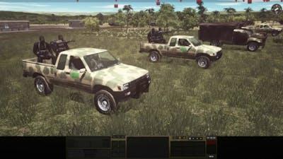African UNCON Forces Mod Showcase - Combat Mission Shock Force 2