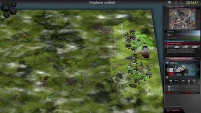 panzer tactics: bi monitoreak frogatuz