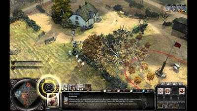 Company of Heroes 2 - The Western Front Armies Tutorial
