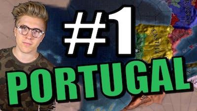Europa Universalis 4: Portugal Gameplay [EU4 Mare Nostrum] Part 1