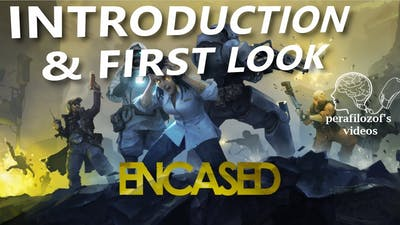 Encased, Introduction and First look gameplay