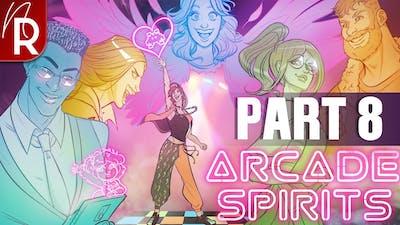 Arcade Spirits Walkthrough Part 8 No Commentary