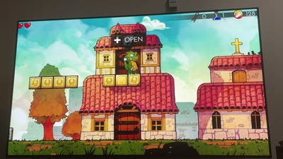 Let's play Wonder Boy / Girl: The Dragon's Trap (2017, Switch)