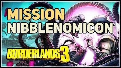 The Nibblenomicon Borderlands 3