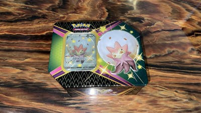 Every pack in this Eldegoss Tin had an insane card inside!