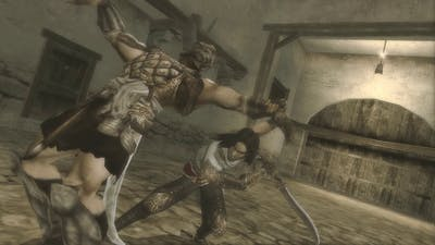 Prince of Persia: The Two Thrones First Dagger Skip Glitch