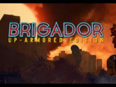 Brigador Up Armored Edition All Saints Gameplay (PC)