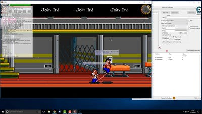 River City Ransom: Underground - Developer Modes