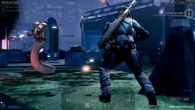 Xcom 2 - Gameplay 2-6 (Operation:Blinding Glove - Capture Enemy VIP)