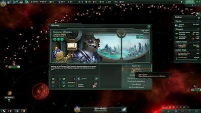 Stellaris - Sentinels of Anturas - Episode 2 - Synthetic Dawn DLC
