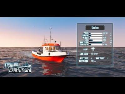 Sjarken! | Fishing: Barents Sea Gameplay 2