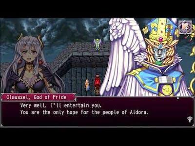 RPG Revenant Dogma | Final Boss Claussel God of Pride | SRPG | Mobile : IOS