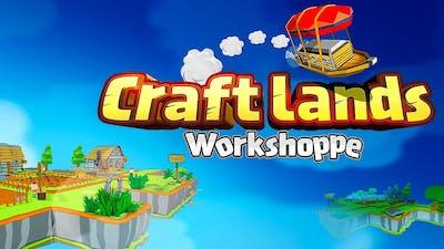 CRAFTLANDS WORKSHOPPE Gameplay
