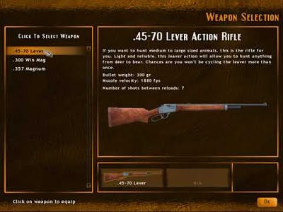 HUNTING UNLIMITED 2010 TIER #1 PART #1
