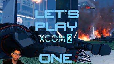 Let's Play XCOM2 Legend Ironman, Alien Hunters DLC Ep.1