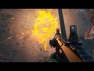Sniper Ghost Warrior 3 - BURNING BRIDGES II - Challenge Mode