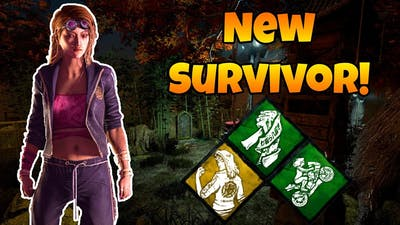 Dead By Daylight NEW Survivor Yui Kimura Perks- Cursed Legacy Chapter