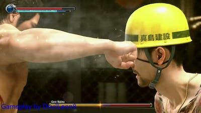 Yakuza Kiwami 2 | Goro Majima Battle (LEGEND) | Flirt With Bomb (Majima Version)