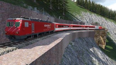 Cab Ride Transport Fever 2-Narrow Gauge Railway
