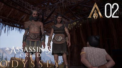 Assassin's Creed Odyssey Episode 02 : Debt Collector