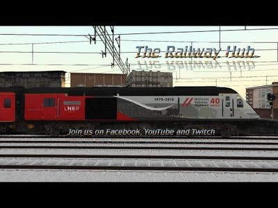 (TS2019 - x64-bit) A look around CLASS 365 NETWORKER  GREAT NORTHERN