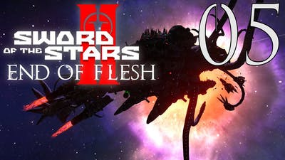 Let's Play Sword of the Stars 2: End of Flesh #05 - Enemies at the Gates